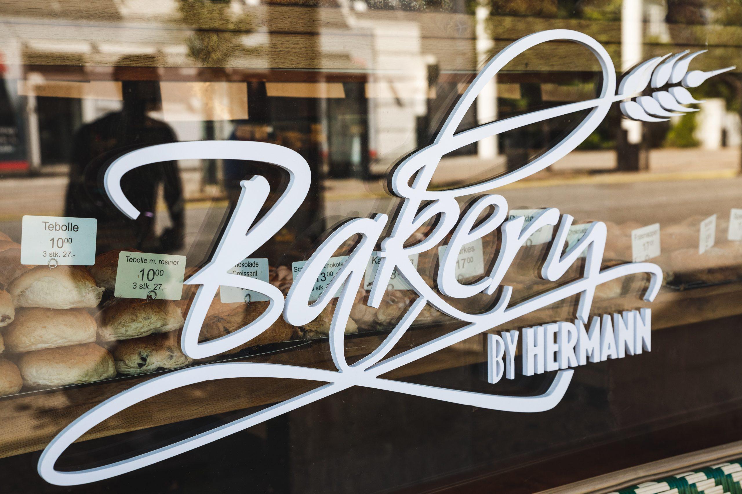 Bakery BY Herman - Forretning