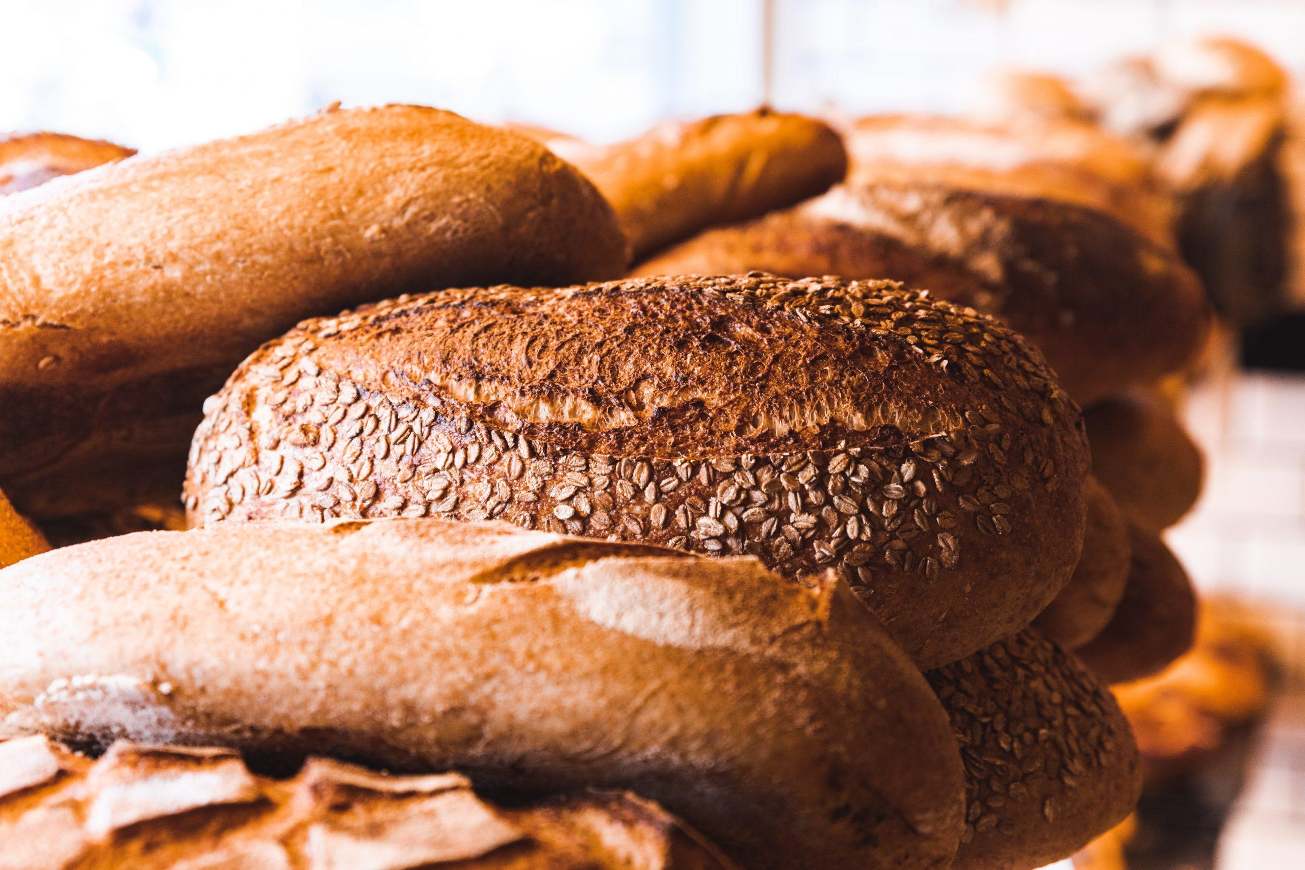 Lækkert brød fra BakeryByHermann