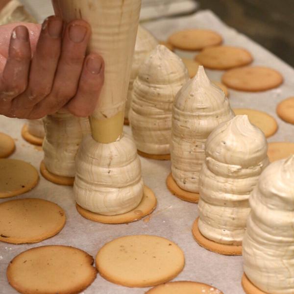 Flødeboller Fra BakeryByHermann